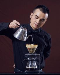 咖啡教学老师李晓